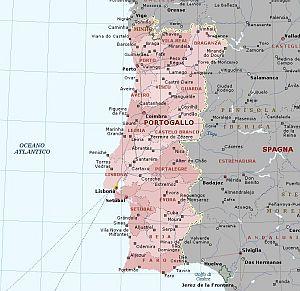 Cartina Politica Portogallo Con Regioni.Il Sistema Sanitario Portoghese Saluteinternazionale